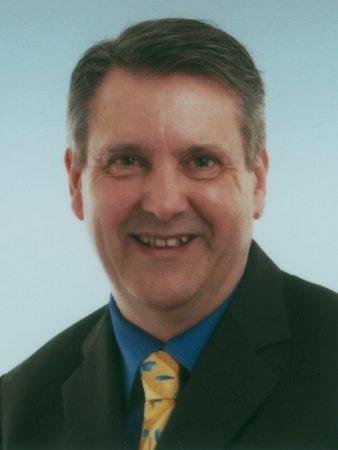 EDV-Koordinator Andreas Krebs - Badener Athletiksport Club