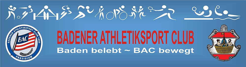 Badener Athletiksport Club - Zweigvereine des Badener AC